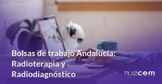 Bolsa de trabajo SAS en Andalucía para Radioterapia y Radiodiagnóstico
