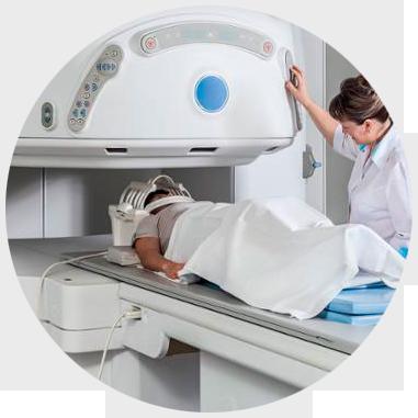 Tecnico Superior en Radioterapia y dosimetria