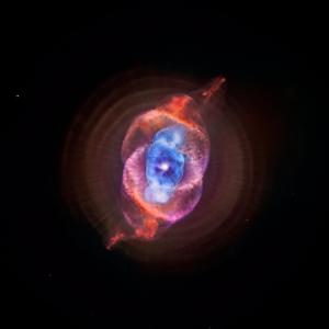Telescopio de rayos x espacio