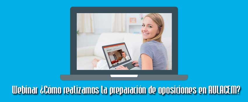 Webinar oposiciones radiodiagnostico aulacem